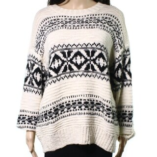 Polo Ralph Lauren NEW Beige Womens Size Small S Boat Neck Sweater