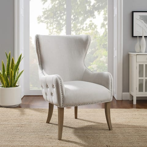 Boston Natural Round Back Chair