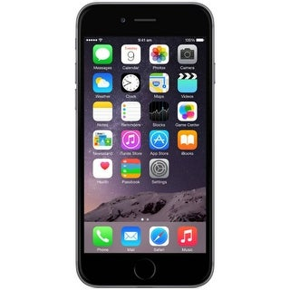 Refurbished Apple iPhone 6 16 GB Gray - AT&T IPH6GR16A iPhone 6 16GB - AT&T