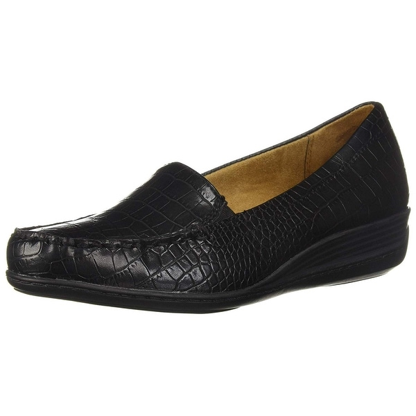 d3de708033c Shop Natural Soul Women s Wilamina Loafer - Free Shipping On Orders ...