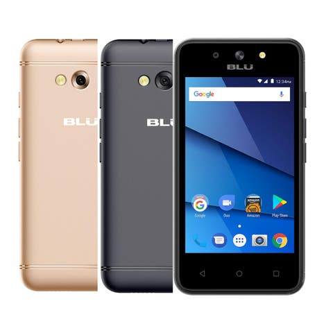 half off 8fb03 664d1 BLU Cell Phones & Accessories | Shop our Best Electronics Deals ...
