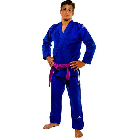 Adidas Champion BJJ Gi - Blue