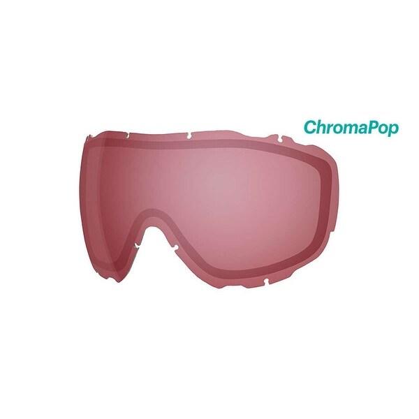 Smith Optics Prophecy Turbo Ski Goggle - Replacement Lens - ChromaPop Everyday Rose - PR5CPA2
