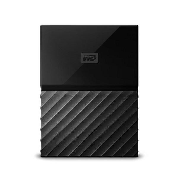 Western Digital - Wd 3Tb My Passport Portable Black