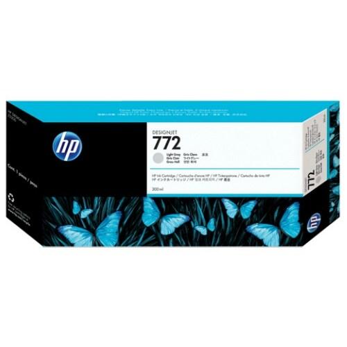 HP 772 300-ml Matte Black DesignJet Ink Cartridge (CN634A)(Single Pack)