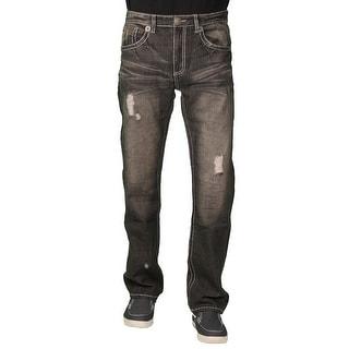 Parish Nation Young Men's Black Fashion Jeans