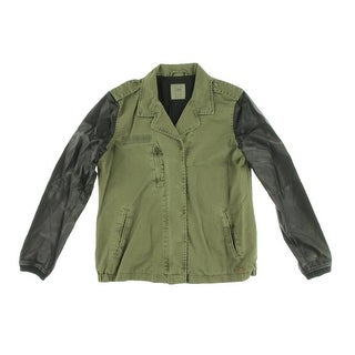 Green Womens Jacket