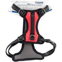 06489RDM Coastal Reflective Control Handle Harness-Red Medium