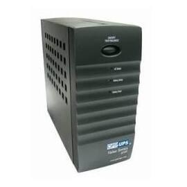Opti-UPS UPS VS575C 575VA 345W 6-Outlet RJ11 RJ45 Black