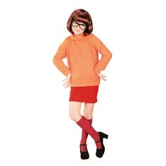 Velma From Scooby Doo Kids Halloween Costume