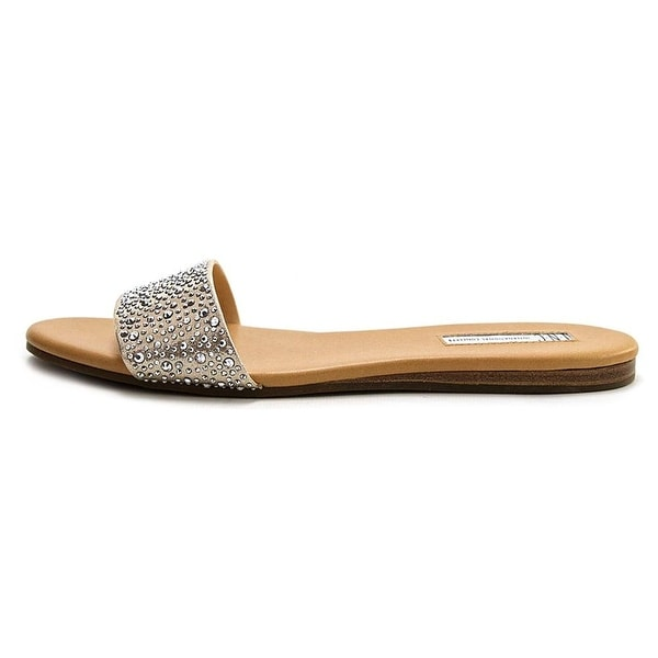 INC International Concepts Womens Zinaa Open Toe Casual Slide Sandals