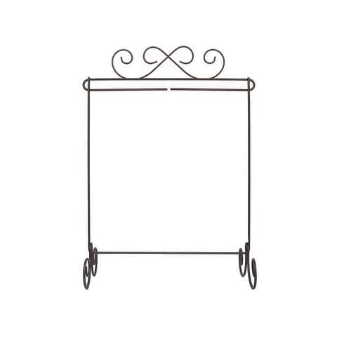 Ackfeld Table Stand 12x14 Scroll