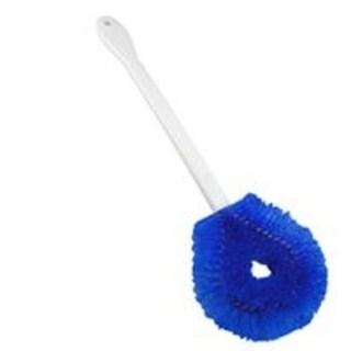 Quickie 303 Plastic Fiber Toilet Bowl Brush, Plastic