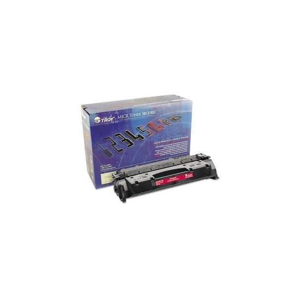 Troy 283X MICR Toner Cartridge - Black 283X Toner Cartridge