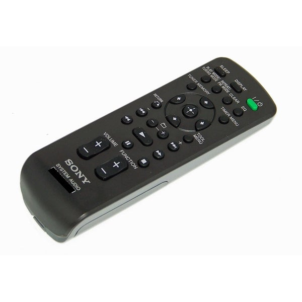 OEM NEW Sony Remote Control Originally Shipped With TDMiP10, TDM-iP10