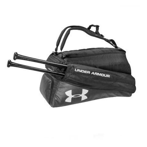 Under Armour Baseball/Softball Cleanup 2 Duffel/Backpack UASB-CON - 25'' X 12.5 X 13
