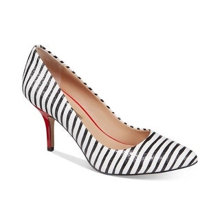 INC International Concepts Womens ZITAH Pointed Toe Classic Pumps (More options available)