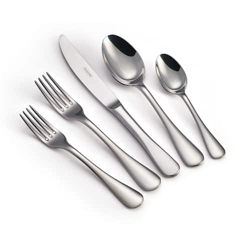 Tramontina Classic 20 Pc 18/10 Stainless Steel Flatware Set