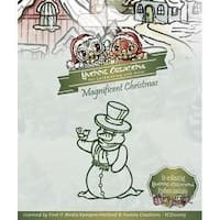 Snowman - Find It Trading Yvonne Creations Magnificent Christmas Die