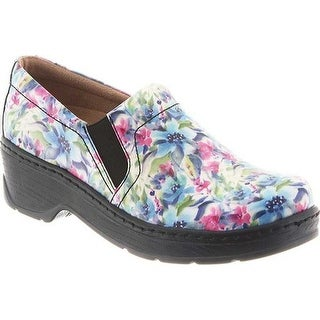 Klogs Women's Naples Clog Peaceful Patent Leather