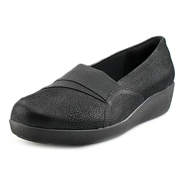Easy Spirit Kaleo W Round Toe Synthetic Loafer