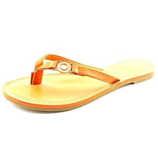 Sunny Feet Armin-32 Women Open Toe Synthetic Thong Sandal
