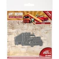 Find It Trading Amy Design Vintage Vehicles Die-Truck
