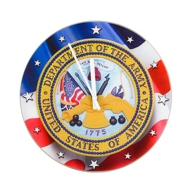 The United States Army Patriot Wall Clock