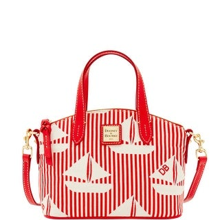 Dooney & Bourke Sailboat Ruby (Introduced by Dooney & Bourke at $158 in Jan 2016) - Red White