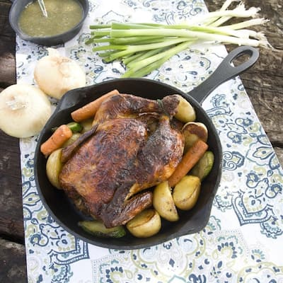 Bayou Classic® 7430 - 8-in Cast Iron Skillet