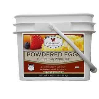 Wise Foods Powdered Eggs In a Bucket 144 Servings - 05-516
