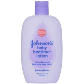 JOHNSON'S Bedtime Lotion 15 oz
