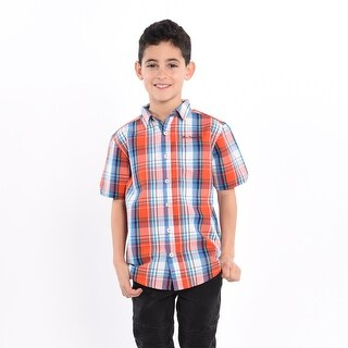 Rooster S/S Shirt - rooster check