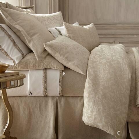 Oslo Linen Blend Duvet Cover Set
