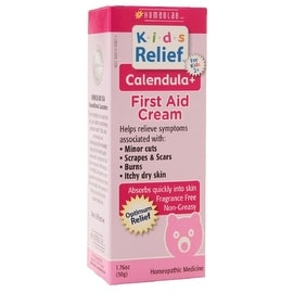 Homeolab USA Kids Relief Calendula+ First Aid Cream 1.76 oz