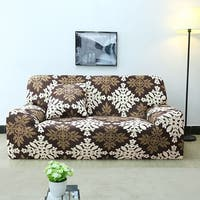 Unique Bargains Polyester Stretch Slipcover 2 (92 x 118 Inch) - #2