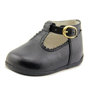 Chiquitin Chiq Square Toe Leather Mary Janes