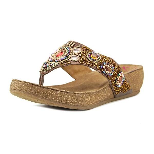 Comfortiva Sade Women Havana Brown Sandals