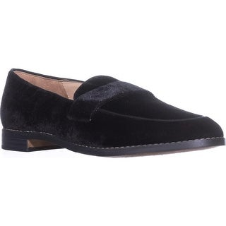 Franco Sarto Hudley Flat Loafers, Black FB