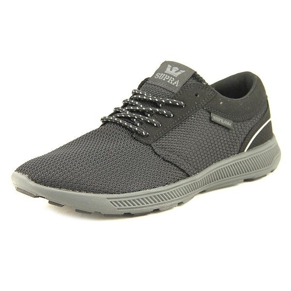 Supra Hammer Run Men Black/3M Running Shoes