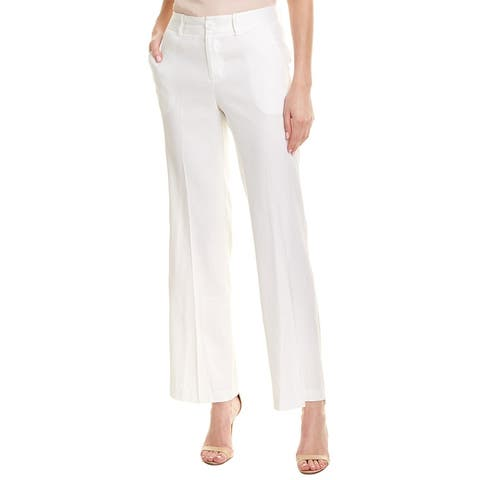 Laundry By Shelli Segal Linen-Blend Pant