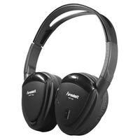 Power Acoustik Swivel Single Channel IR Wireless Headphones