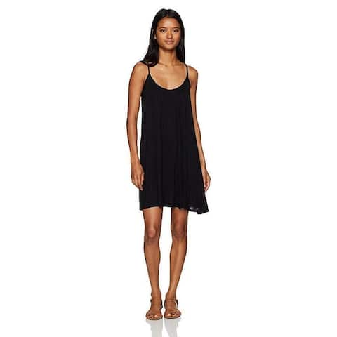 Volcom Women's Starry Flite Dress, Black, SZ XS