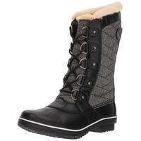 JBU Womens Lorna Closed Toe Mid-Calf Fashion Boots