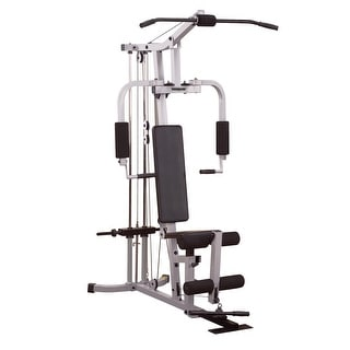 Body-Solid Powerline Hardcore Home Gym - metal