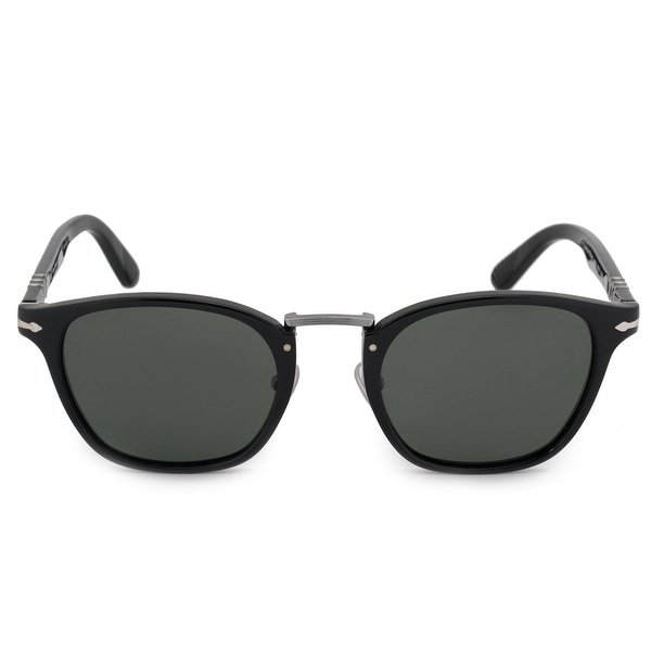 27b324770e Shop Persol Typewriter Edition Wayfarer Sunglasses PO3110S 95 58 51 ...