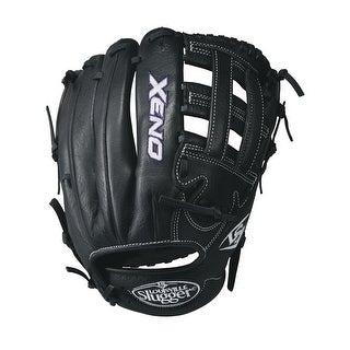 "Wilson Louisville Slugger Xeno 12"" Glove (Black & White/Right Hand Throw)"