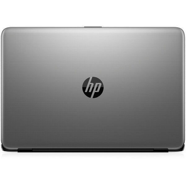 """HP 17-x037DS Intel N3710 Quad-Core, 8GB, 2TB HDD, 17.3"""" HD+ WLED, Notebook (Certified Refurbished) - Silver"""