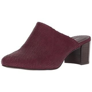 Very Volatile Womens Basque Closed Toe Casual Slide Sandals