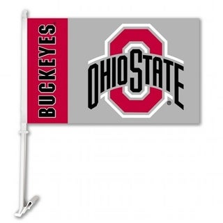 BSI Products 27155 Ncaa Ohio State Buckeyes Wind Chimes